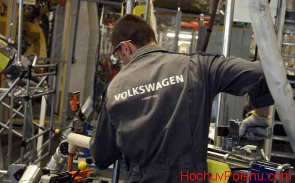 Volkswagen – это известный производитель автомобилей
