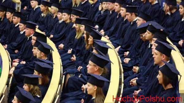 Многие иностранные студенты начинают свой путь к успеху именно с Польши