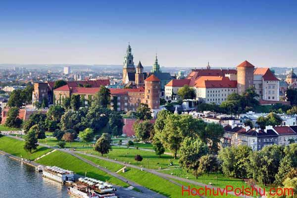 Польша – одна из привлекательных стран