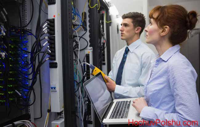 специалисты в IT-отрасли