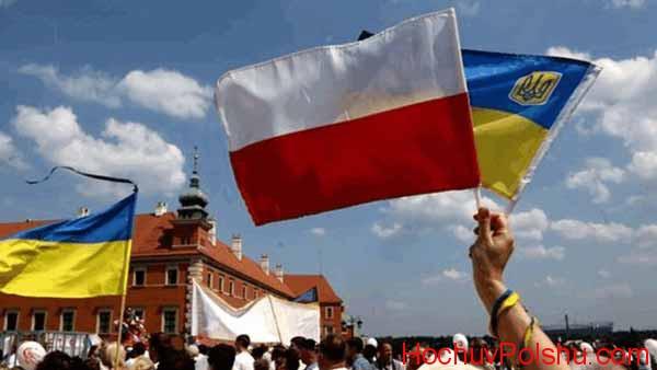 в Польше работает больше двух миллионов украинцев