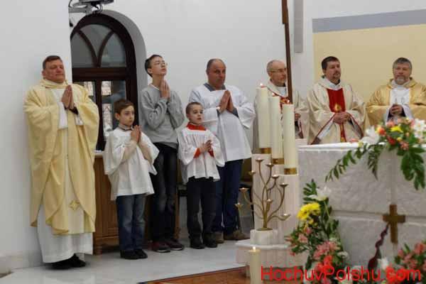 Церковні свята в Польщі