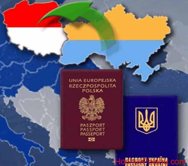 Украинцы массово выезжают работать за границу