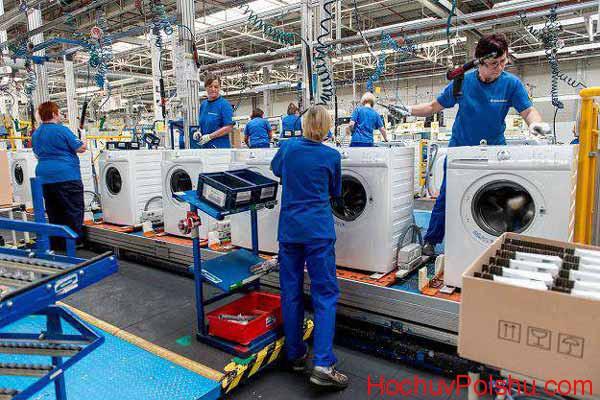 Преимущества работы на заводах в Польше