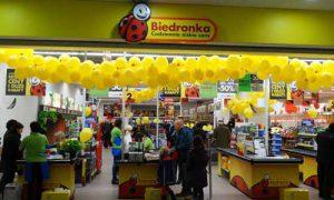 Работа в Польше в магазине Biedronka