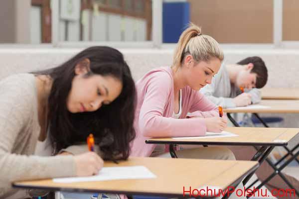Сдать экзамен на знание польского медицинского языка