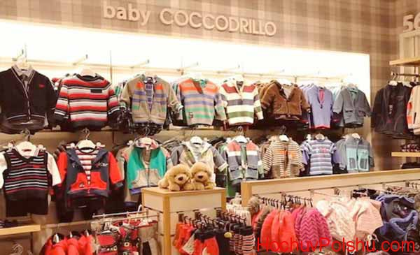 Известная компания под названием Coccodrillo