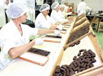 о работе на кондитерской фабрике в Польше