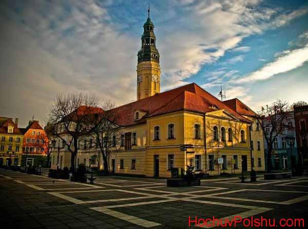 работа в Зеленой Гуре в Польше