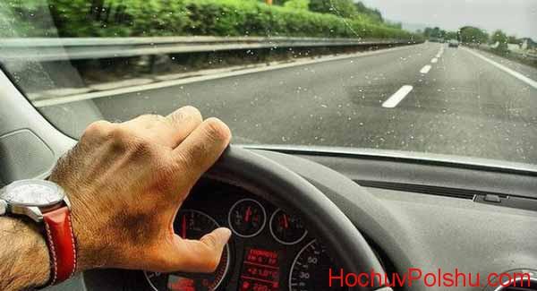 Работа водителем в Польше на бусах