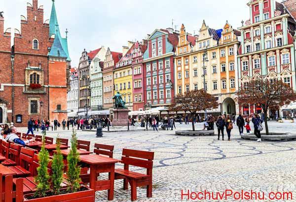 Польша является очень популярной страной