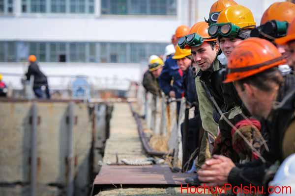 строительная отрасль популярна почти во всех польских городах