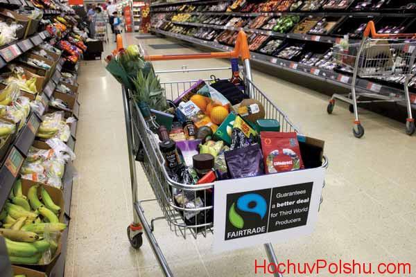 Почему украинцы отовариваются в Польше