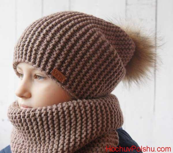 Труба – это шапка-шарф