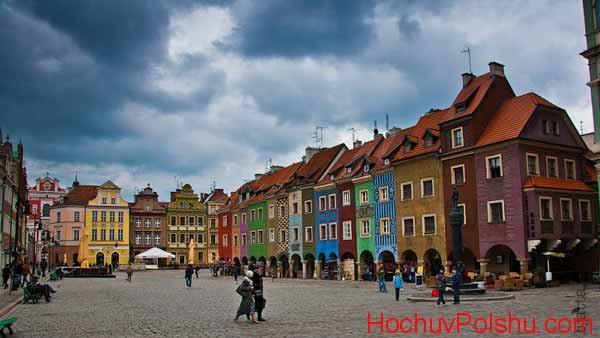 переехать в Польшу на постоянное место