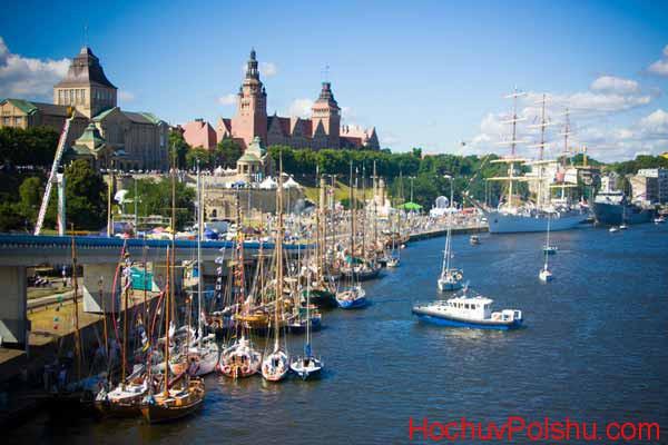 Свежие вакансии работы в Польше в Щецине