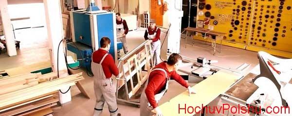 Работа в Польше на фабрике или заводе в 2020 году