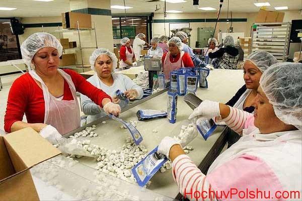 Какие преимущества работы в Польше на фабрике