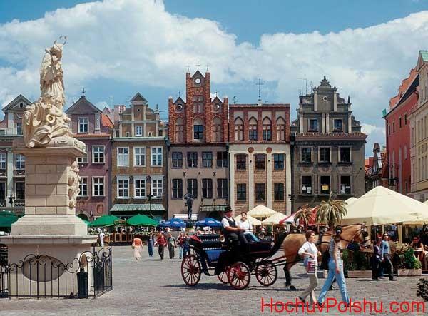 работа в Польше в городе Познань