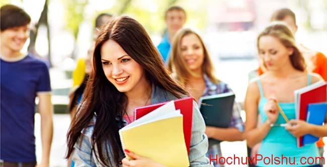 работа студентам в Польше
