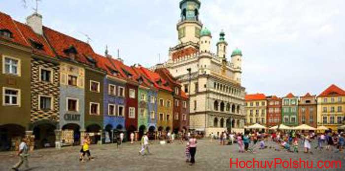 5 причин поступать на учёбу в Польше