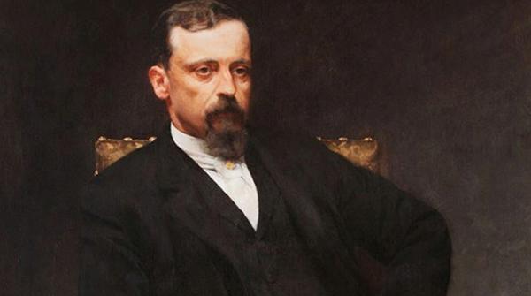 Портрет маслом Генрика Сенкевича