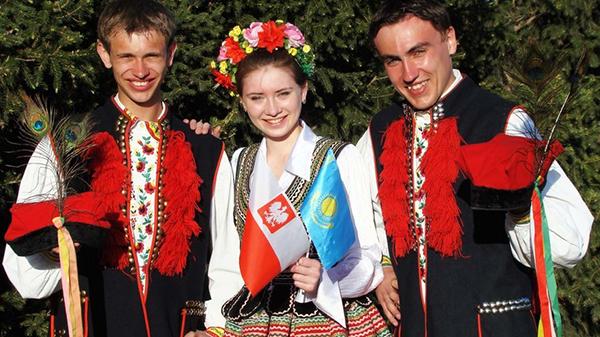 Типичная внешность поляков