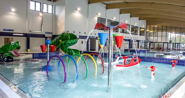 Фото развлечений аквапарка Dolinka