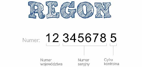 Номер Regon