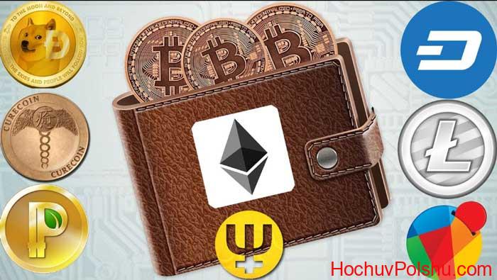 Какой кошелек для криптовалюты выбрать?